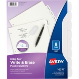 AVE16371 - Avery® Big Tab(TM) Write & Erase Durable P...