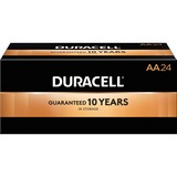 Duracell AA CopperTop Batteries - AA - 24 / Pack DUR01501