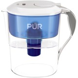 Pur 11 Cup Water Filter Pitcher - Blue, Gray HWLCR1100C