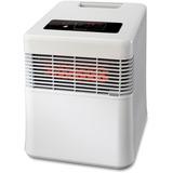 Honeywell Digital Infrared Heater with Quartz Heat Technology, HZ960 - White - Infrared - 2 x Heat S HWLHZ960