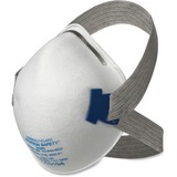 Jackson Safety N95 Particulate Respirator - Particulate, Dust, Fog Protection - Foam Nose Pad, Cloth KCC64250