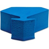 Lorell Door Wedge - Foam - Blue LLR42590