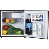 Lorell 1.6 cu.ft. Compact Refrigerator - 1.60 ft³ - Manual Defrost - Reversible - 1.60 ft³ Net Refri LLR72311