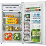Lorell 3.3 cu.ft. Compact Refrigerator - 3.30 ft³ - Manual Defrost - Reversible - 3.30 ft³ Net Refri LLR72312