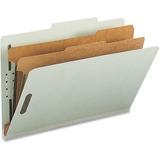 NAT39951 - Nature Saver 2/5 Tab Cut Legal Recycled Clas...
