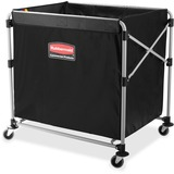 RCP1881750 - Rubbermaid Commercial 8-Bushel Collapsible X-Ca...