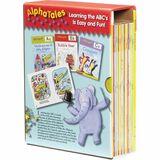 SHS0545067642 - Scholastic Res. Pre-K AlphaTales Book Set Pri...