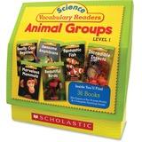 SHS0545149207 - Scholastic Res. Vocabulary Readers Anim...