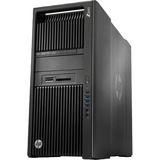 HP Z840 Convertible Mini-tower Workstation - 2 x Processors Supported - 1 x Intel Xeon E5-2650 v3 Deca-core (10 Core) 2.30 GHz - Black