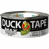 Duck MAX Strength Tape - White