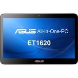 Asus ET1620IUTT-B1 All-in-One Computer - Intel Celeron J1900 2 GHz - Desktop - Black