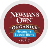 Newman's Own® Organics Newman's Own Special Blend, Extra Bold, Medium Roast K-Cups, 96/Carton GMT4050CT