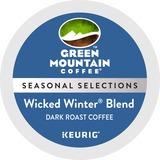Green Mountain Coffee Roasters® Wicked Winter Blend K-Cups, Medium Roast, 24/Box GMT6205