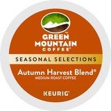 Green Mountain Coffee Roasters® Autumn Harvest Blend K-Cups, Medium Roast, 24/Box GMT6206