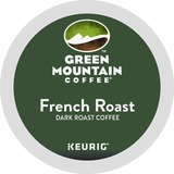 Green Mountain Coffee Roasters® French Roast Coffee K-Cups, 96/Carton GMT6694CT