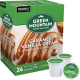 Green Mountain Coffee Roasters® Caramel Vanilla Cream Coffee K-Cups, 96/Carton GMT6700CT