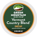 Green Mountain Coffee Roasters® Vermont Country Blend Decaf Coffee K-Cups, 96/Carton GMT7602CT