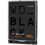"WD Black WD5000LPLX 500 GB 2.5"" Internal Hard Drive - SATA"