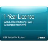 D-Link Web Content Filtering