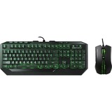 CM Storm Devastator (Green Edition) SGB-3012-KKMF1-US Keyboard & Mouse