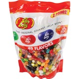 Jelly Belly 49 Flavors Jelly Bean Bag - Cream Soda, Root Beer, Blueberry, Bubblegum, Buttered Popcor JLL98475