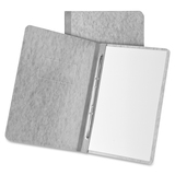 """Oxford Side Hinge Pressboard Report Covers - Letter - 8 1/2"""" x 11"""" Sheet Size - 2 x Prong Fastener(s OXF12905EA"""