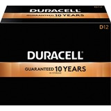 DUR01301 - Duracell Coppertop Alkaline D Battery - MN...