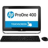 HP Business Desktop ProOne 400 G1 All-in-One Computer - Intel Core i3 i3-4160T 3.10 GHz - Desktop