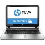 "HP Envy 15-v000 15-v010nr 15.6"" Touchscreen LED Notebook - Intel Core i5 i5-5200U Dual-core (2 Core) 2.20 GHz - Modern Silver, Natural Silver"