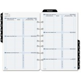 Day-Timer Classic Loose-leaf Desk Size Planners