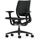 HON Purpose Coll Black Frame Flexing Task Chair