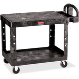 Rubbermaid 4525 HD 2-Shelf Utility Cart Flat Shelf (Med)