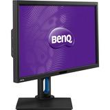 """BenQ BL2711U 27"""" LED LCD Monitor - 16:9 - 4 ms - 3840 x 2160 - 1.07 Billion Colors - 300 Nit - 20,000,000:1 - 4K UHD - Speakers - DVI - HDMI - DisplayPort - USB - 42 W - Black - TCO Certified Displays 6.0, ENERGY STAR 6.0, EPEAT Silver"""