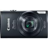 Canon PowerShot 170 IS 20 Megapixel Compact Camera - Black