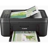 Canon PIXMA MX492 Inkjet Multifunction Printer - Color - Photo Print - Desktop