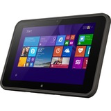 "HP Pro Tablet 10 EE G1 32 GB Net-tablet PC - 10.1"" - In-plane Switching (IPS) Technology - Wireless LAN - 3G - Intel Atom Z3735F 1.33 GHz - Lava Gray - 2 GB RAM - Windows 8.1 Pro 32-bit - HSPA+, HSDPA, HSUPA, GPRS, EDGE, UMTS, HSPA - Hybrid - 1280 x 800 Multi-touch Screen Display (LED Backlight) - Bluetooth"