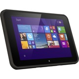 "HP Pro Tablet 10 EE G1 32 GB Net-tablet PC - 10.1"" - In-plane Switching (IPS) Technology - Wireless LAN - Intel Atom Z3735F Quad-core (4 Core) 1.33 GHz - Black"