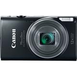 Canon PowerShot 350 HS 20.2 Megapixel Compact Camera - Black