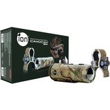 ION AMERICA ION CamoCam camera and mount use authentic Realtree Xtra camouflage to meet your