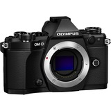 Olympus OM-D E-M5 Mark II 16.1 Megapixel Mirrorless Camera Body Only - Black
