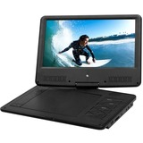 "Ematic EPD105 Portable DVD Player - 11.6"" Display - 1366 x 768 - Black"