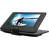 "Ematic EPD133 Portable DVD Player - 13.3"" Display - 1366 x 768 - Black"