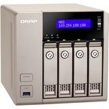 QNAP Turbo vNAS TVS-463 NAS Server