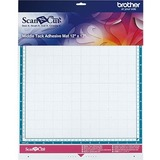 "Brother Middle Tack Adhesive Mat 12"" x 12"""