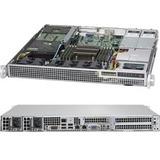 Supermicro 1017R-WR 1U Intel Xeon LGA2011 DDR3 ECC 2X2.5 SATA 3PCIE 2GBE 400W