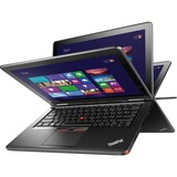 "Lenovo ThinkPad Yoga 12 20DL0038US Ultrabook/Tablet - 12.5"" - In-plane Switching (IPS) Technology - Wireless LAN - Intel Core i5 i5-5300U Dual-core (2 Core) 2.30 GHz - Graphite Black"