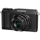 Olympus Stylus SH-2 16 Megapixel Compact Camera - Black
