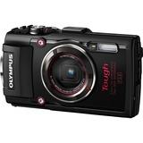 Olympus Tough TG-4 16 Megapixel Compact Camera - Black