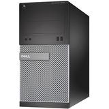 Dell OptiPlex 3020 Desktop Computer - Intel Core i5 i5-4590 3.30 GHz - Mini-tower - Black