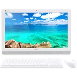 Acer DC All-in-One Computer - NVIDIA Tegra K1 2.10 GHz - Slate - White